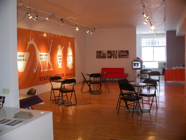 Baghdad Cafe.Installation view.1.jpg