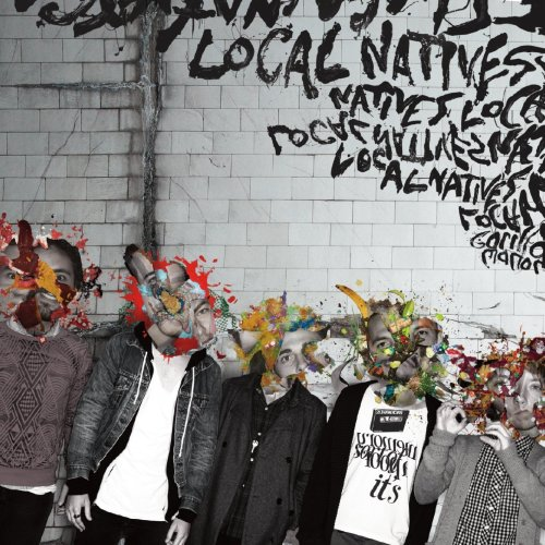 LOCAL NATIVES   GORILLA MANOR   #FKR042   iTunes
