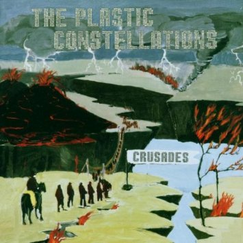 THE PLASTIC CONSTELLATIONS   CRUSDES   #FKR025   iTunes