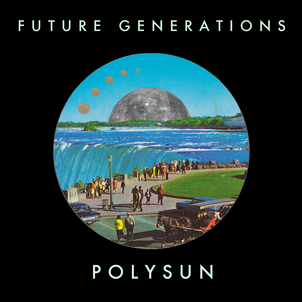 FUTURE GENERATIONS   POLYSUN   #FKR077   iTunes