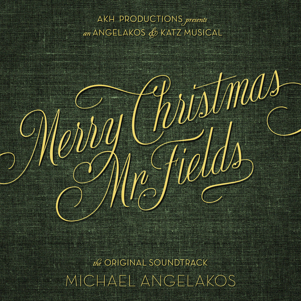 mICHAEL aNGELAKOS   mERRY chRISTMAS, mR. Fields   #FKR089   iTunes