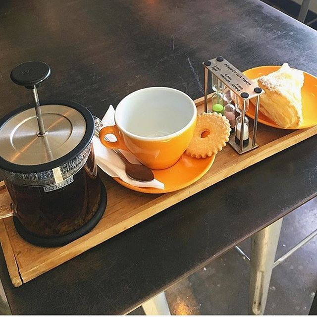 This week's #featuredtuesday goes to @theblacklistphx! Featured in the photo is the tea and danish order from Infusion Coffee & Tea. Hope you enjoyed our tea and that you enjoy your free coffee! For your chance to be featured, tag @infusioncoffeetea in your next coffee post and check your DMs for further details. ☕️ #infusioncoffeetea #freecoffee #coffee #coffeetime
