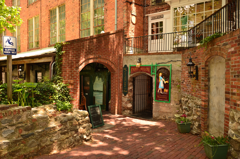 office space in historic wilmington for rent