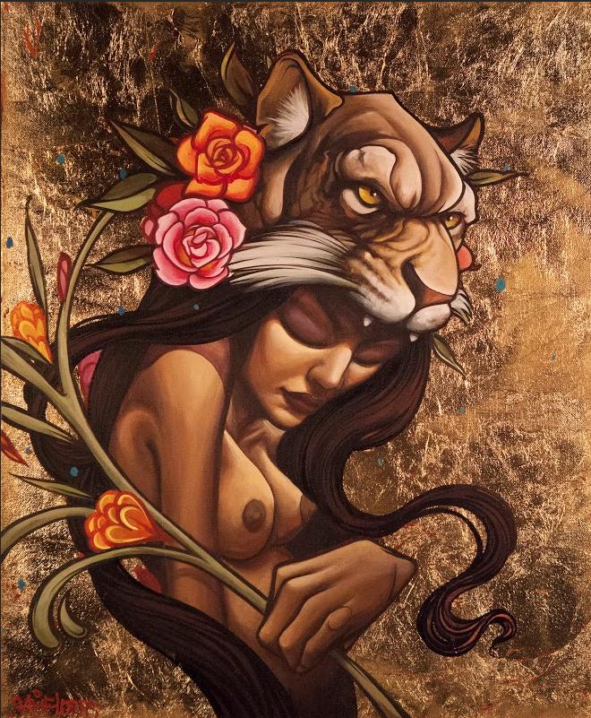 LIONESS - SAM FLORES