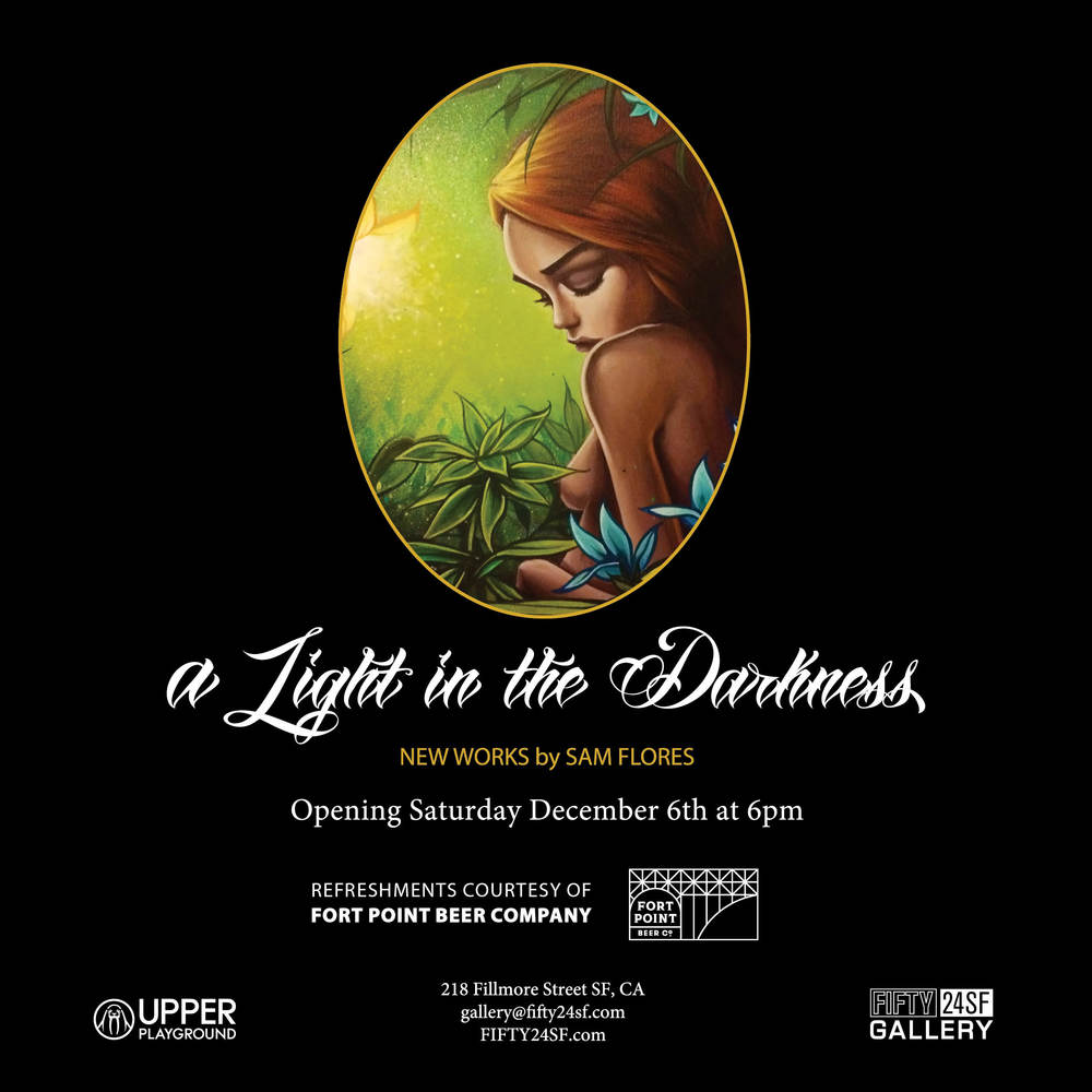 A LIGHT IN THE DARKNESS - SAM FLORES