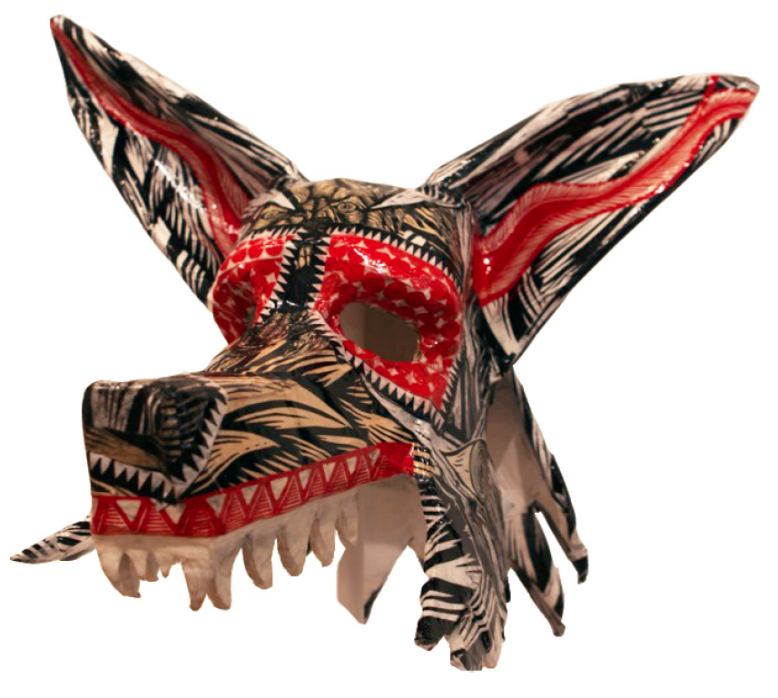 WOLFBAT PACK MASK 4