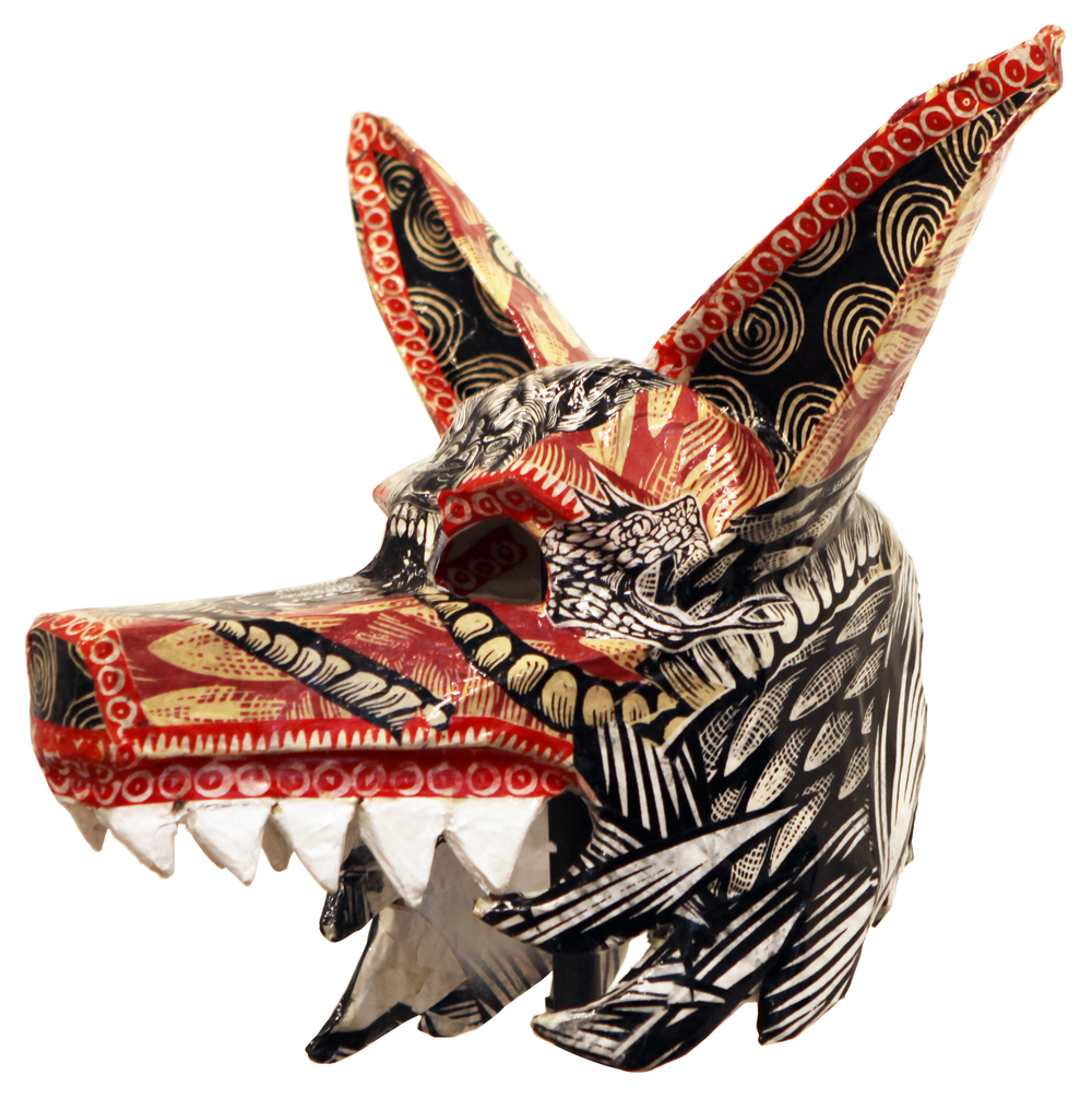 WOLFBAT PACK MASK 2