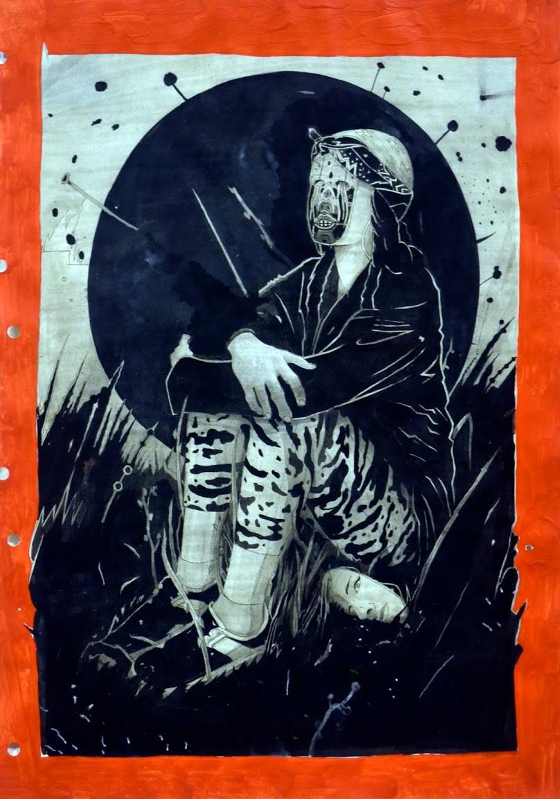 HUMANOIDE- JESUS BENITEZ