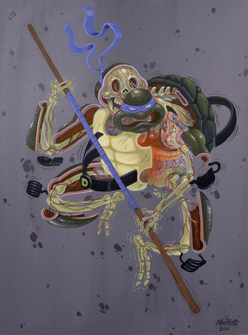DONATELLO - NYCHOS