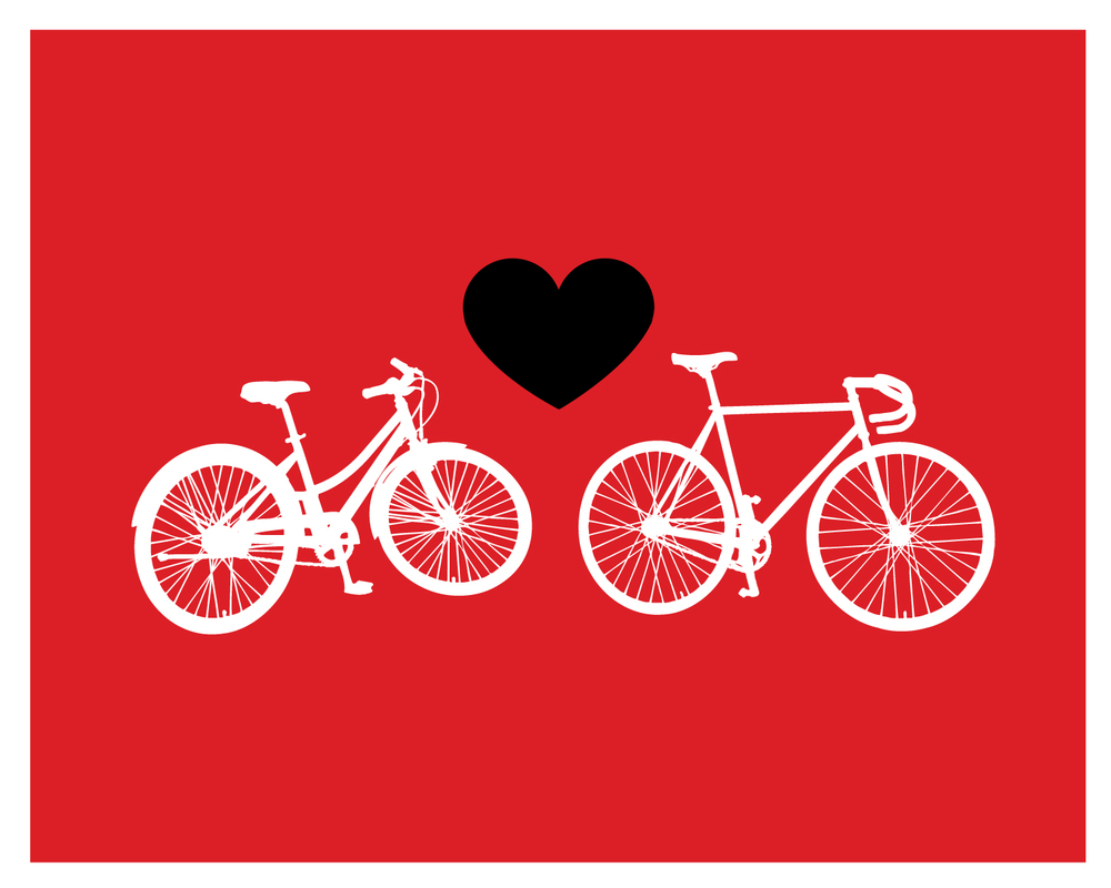 BIKE LOVE -  DORA DRIMALAS