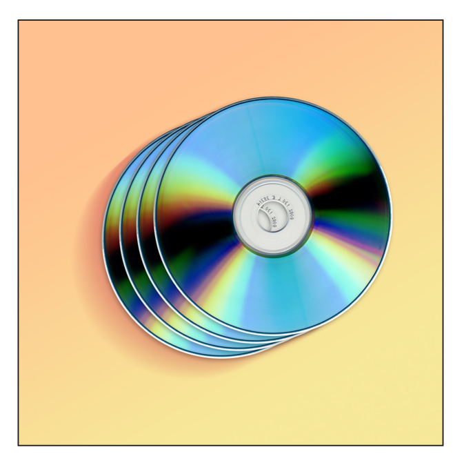 """BYTE EVOLUTION - CD ROM"" - FRANKY AGUILAR"