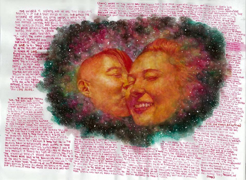 NEBULA KISS - AKIRA BEARD