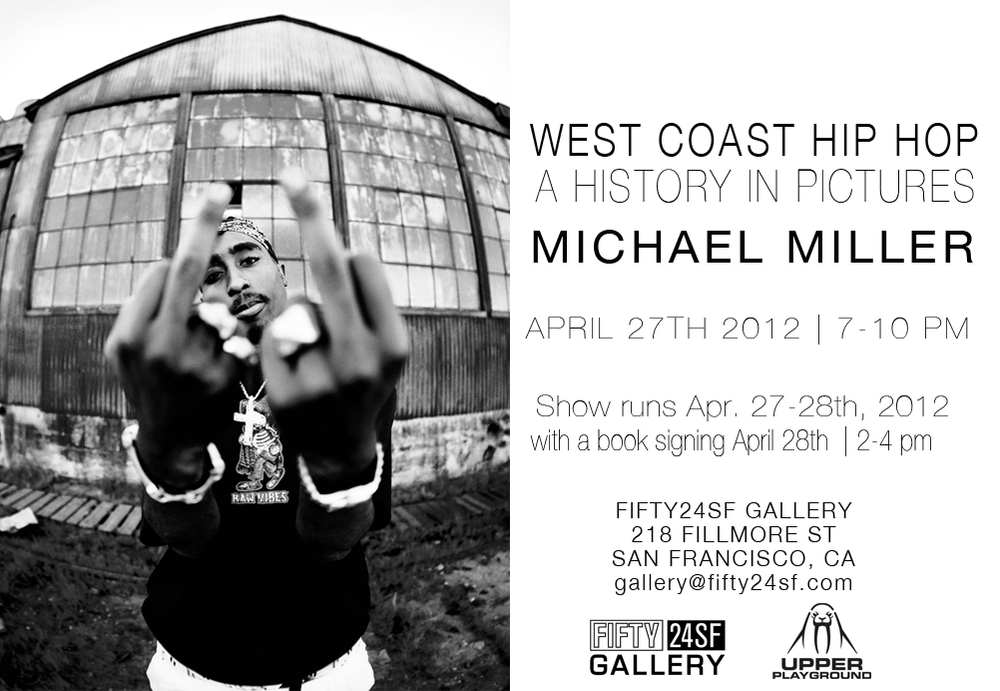 WEST COAST HIP HOP BY MIKE MILLER