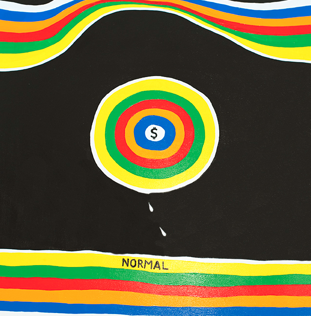 OVER NORMAL - STANLEY DONWOOD - FIFTY24SF