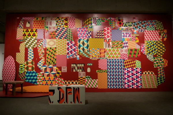 Oakland Museum Barry McGee