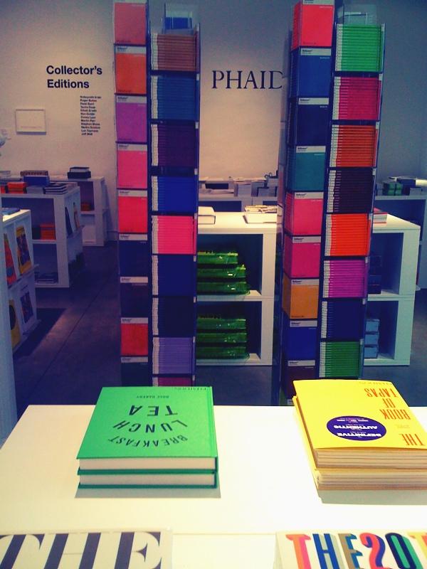 Phaidon Book Store