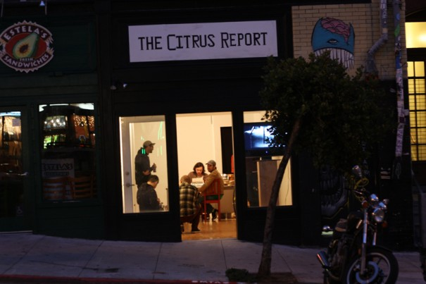 Citrus report office