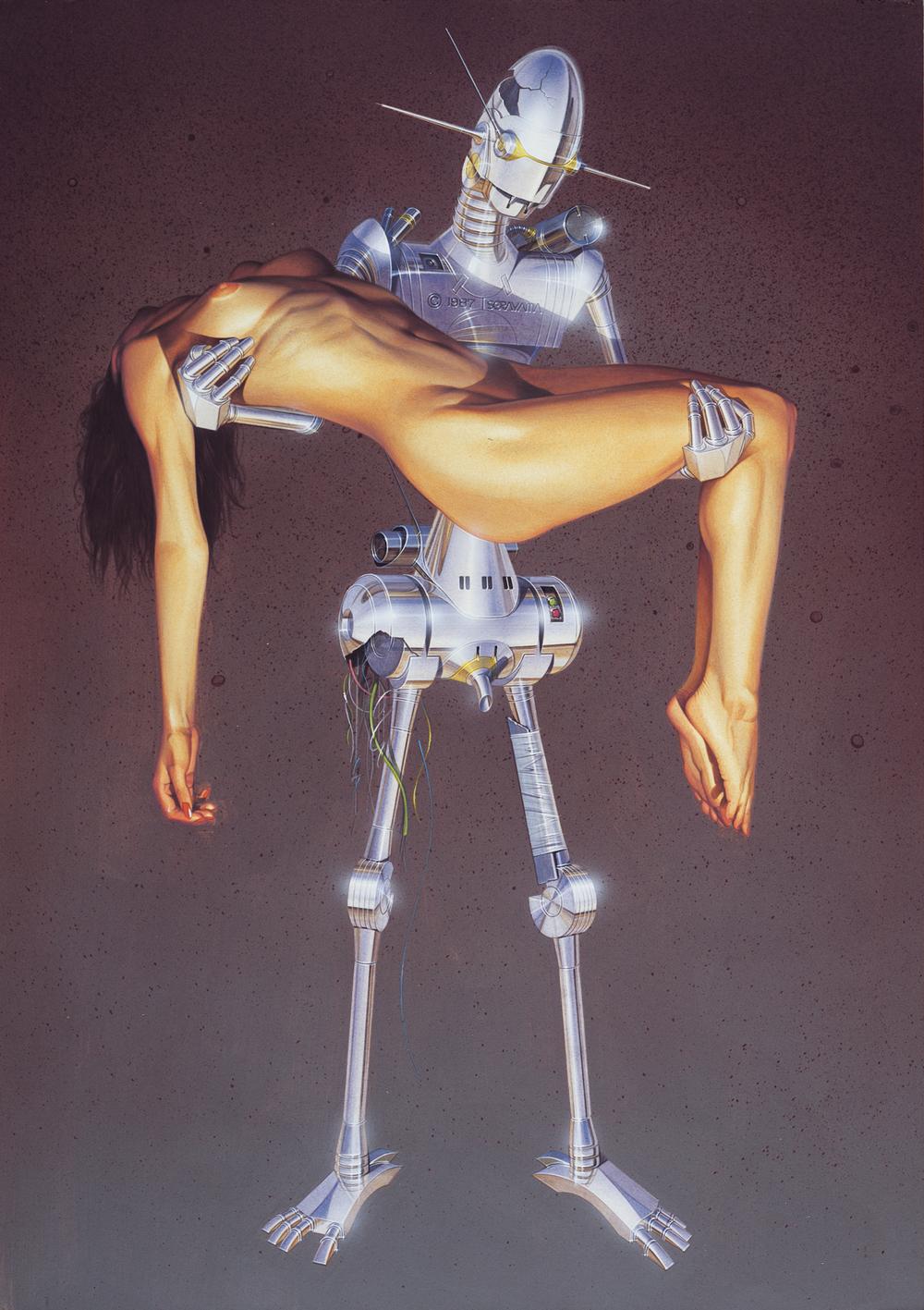 Hajime-Sorayama-Upper-Playground-Fifty24SF-Sexy-Robot-GIGANTES-009