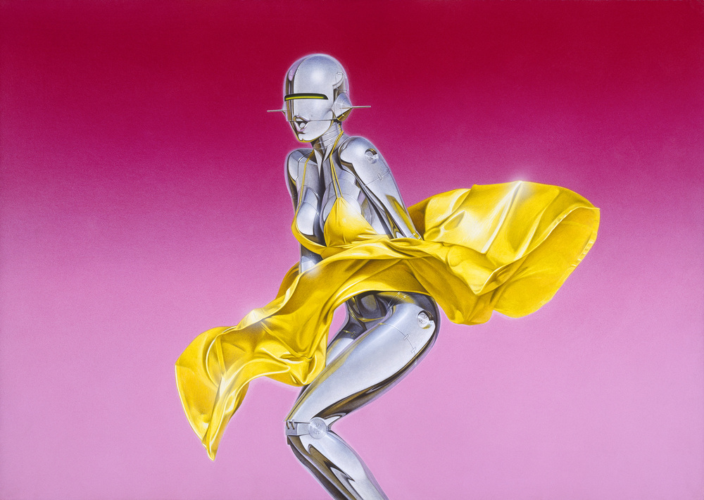 hajime-sorayama-artist-robots-fifty24sf-upper-playground