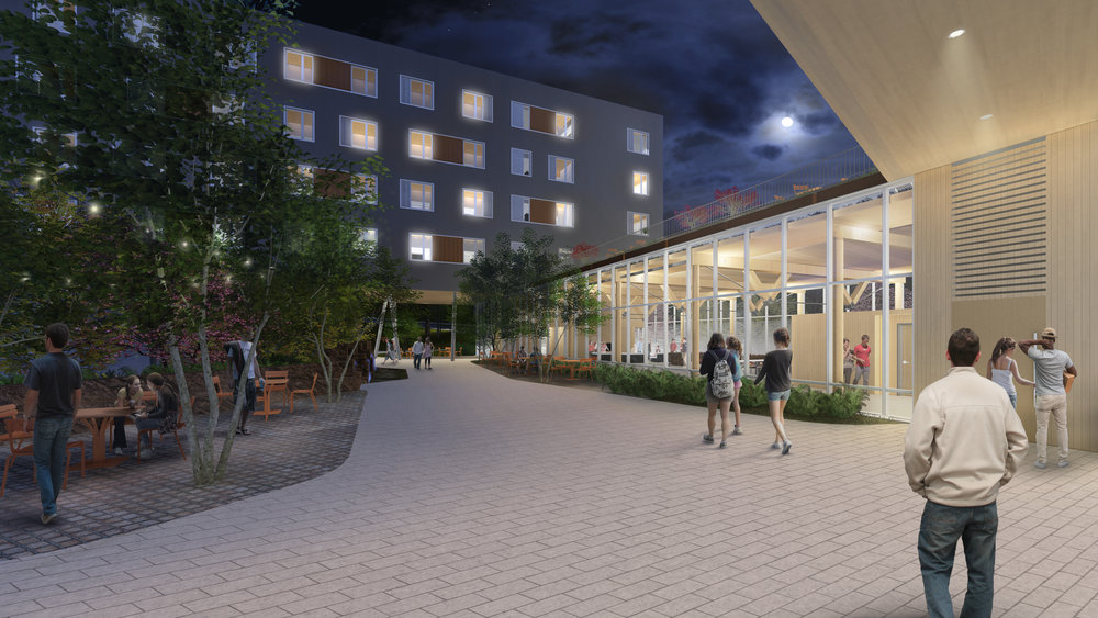 uasdh - rendering - night - center courtyard.jpg