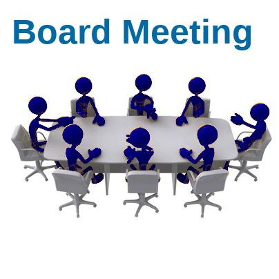 Board Meeting — Venice Sailing Squadron