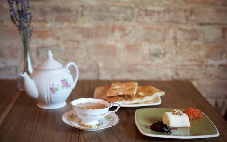 aunja tea best cafe montreal