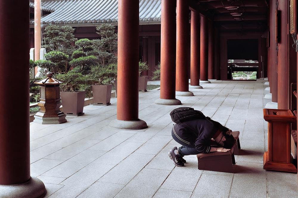 Chi Lin Nunnery Praying Small.jpg
