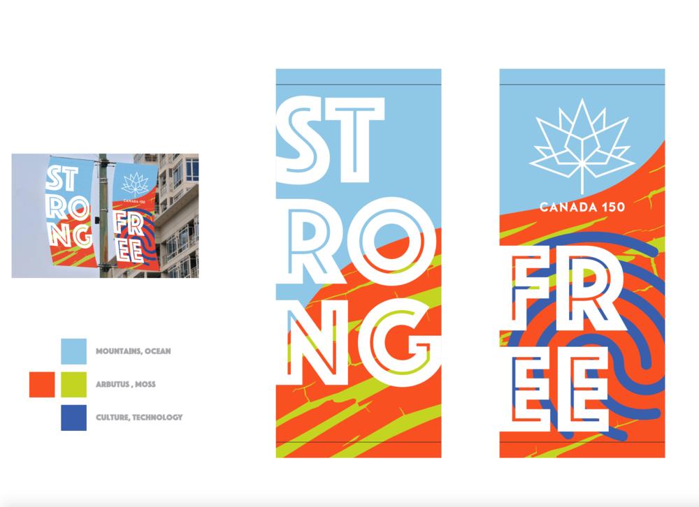 913cb83177 Runner up for Nanaimo street banner contest — Jigsaw Design