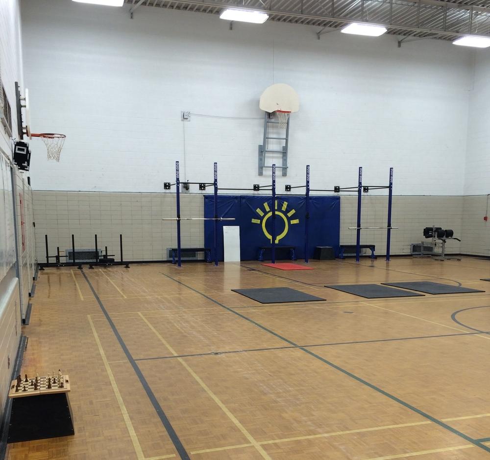 Ignite Gym Classroom