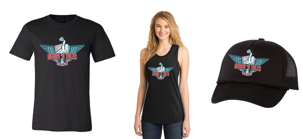 T-shirt, Muscle Tank & Hat $20 Each