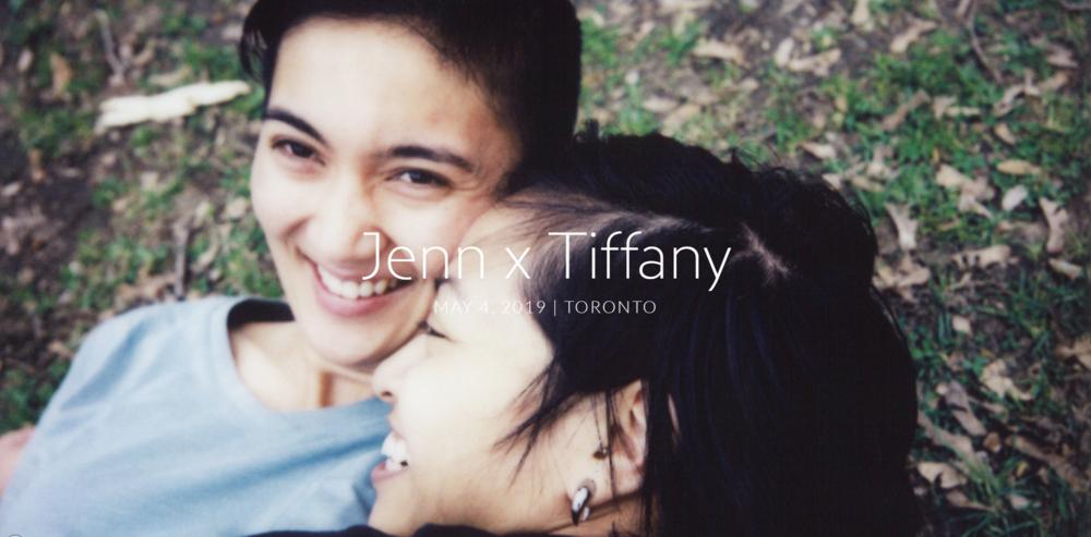 jenn and tiffany