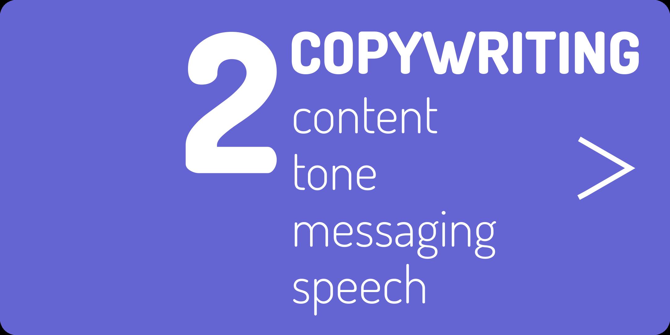 copywriting button