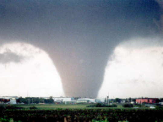 Black Friday Tornado - 1987