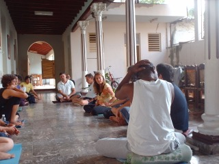 Meetings of Internationals and Cuban yogis  2008 - 2012