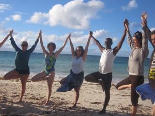 US Cuba Practice time - Guadalavaca 2014