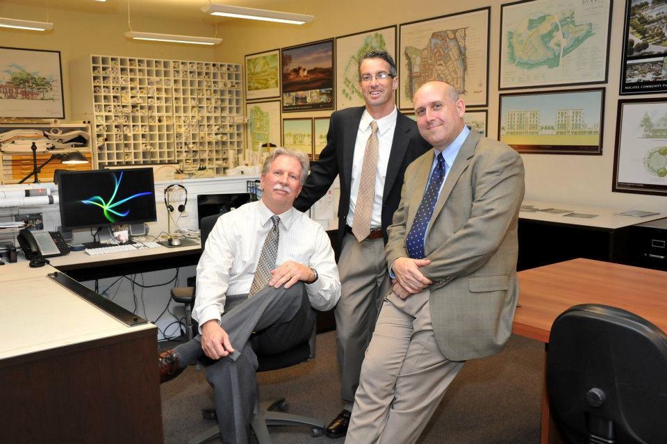 Tim Miller, Russ Ervin & Steve Lovett