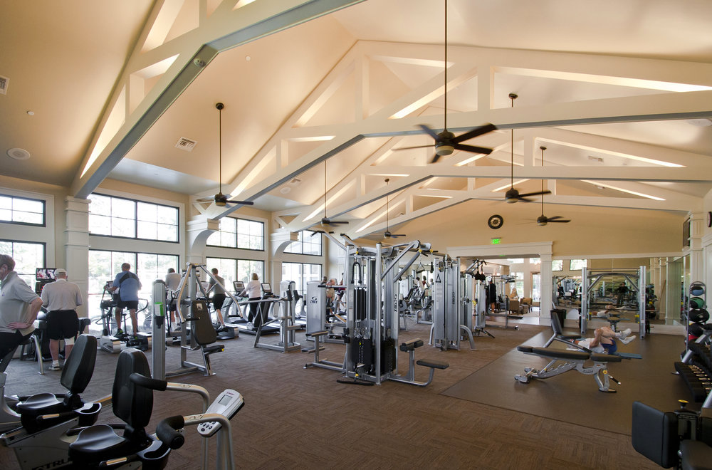 Sawgrass Country Club Health and Fitness