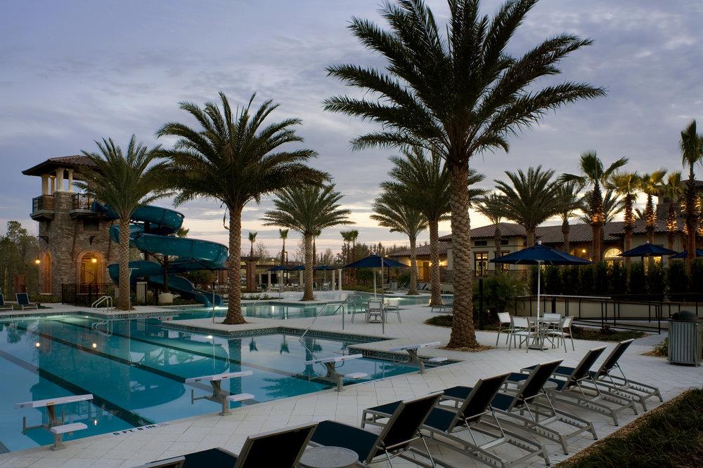 ELM-architecture-landscape-design-pool-clubhouse dusk 1A.JPG