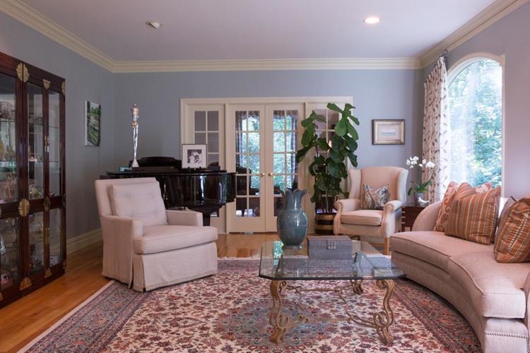 Michelle Gaughran Interior Designer Living Rooms Design Decisions