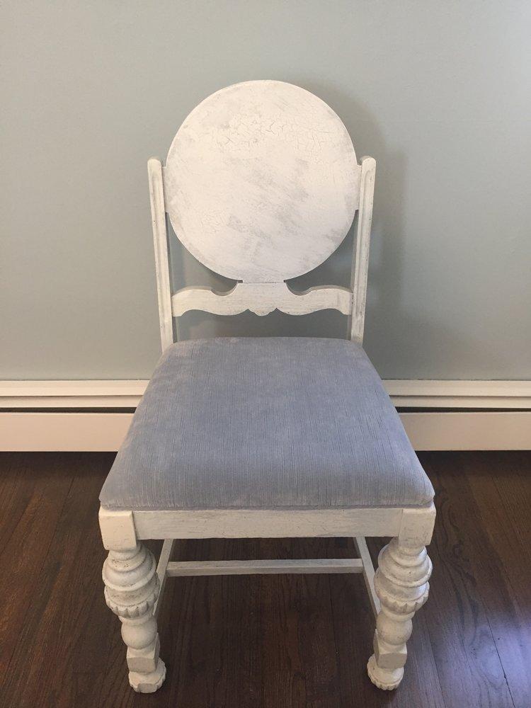 Furniture Restoration Design Decisions