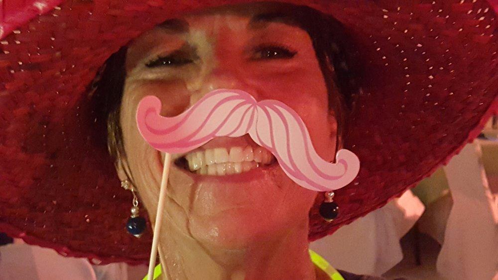 Tina with a moustache.jpg