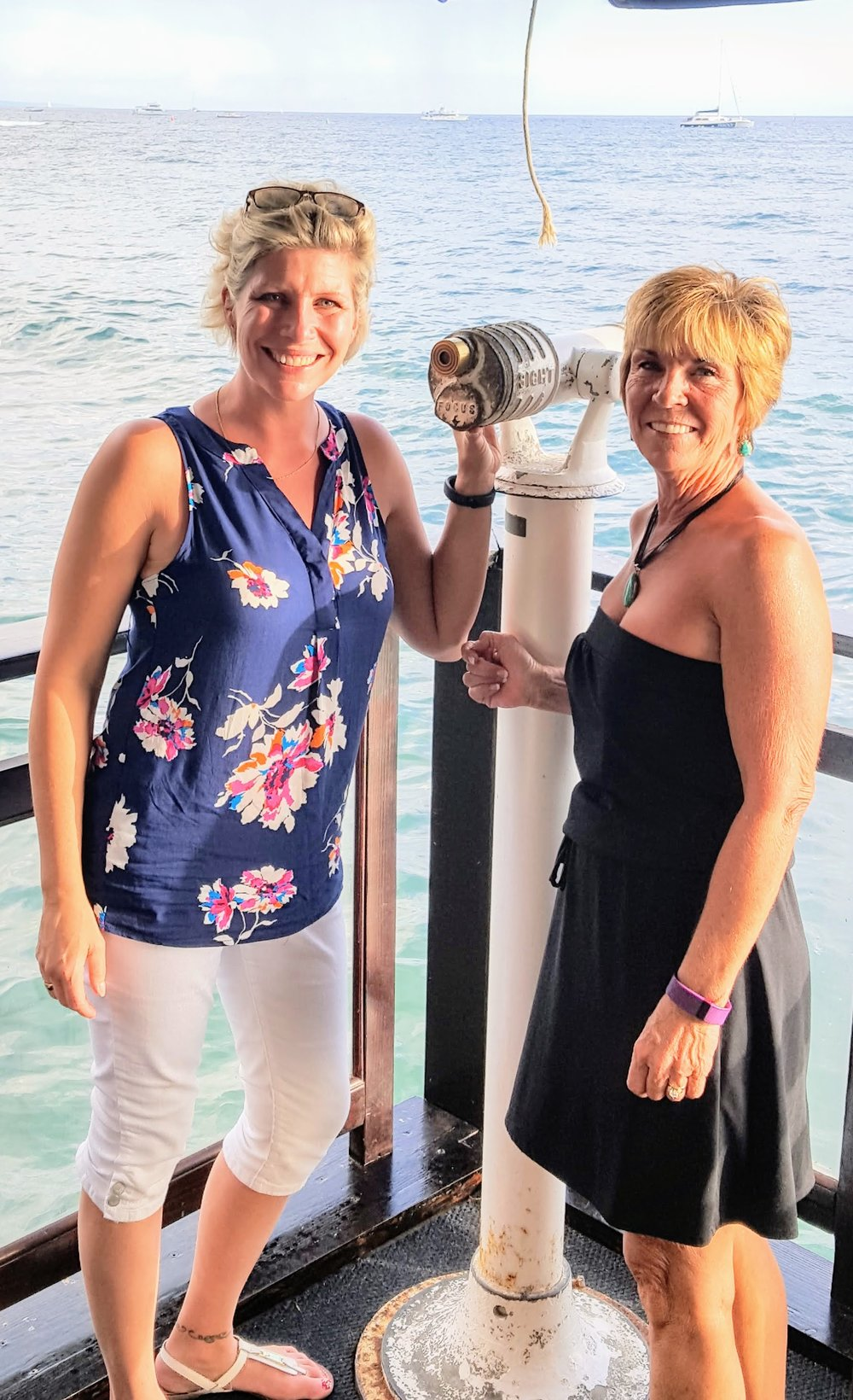 Tracy and Tina, Maui 2017.jpg