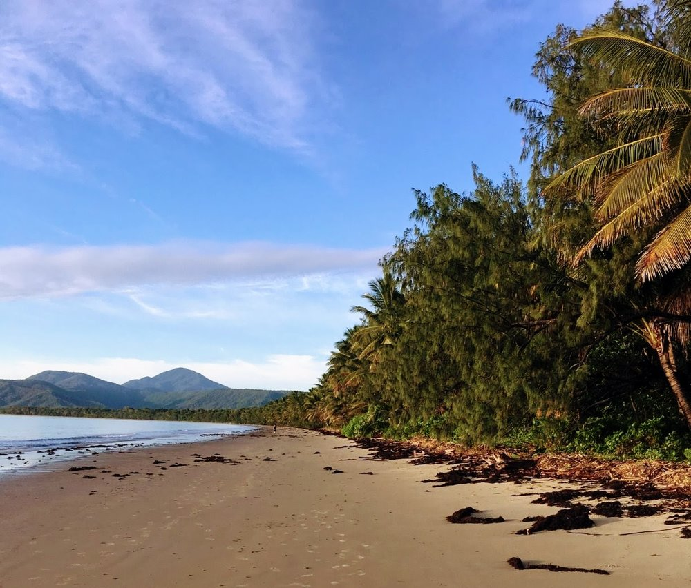 Beach at Sheraton Mirage Port Douglas