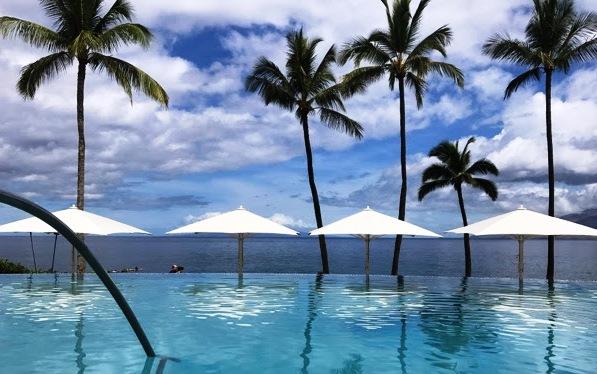 Wailea Beach Infinity Pool