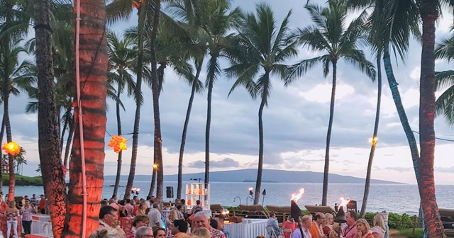 IRF Coral Party @ Grand Wailea