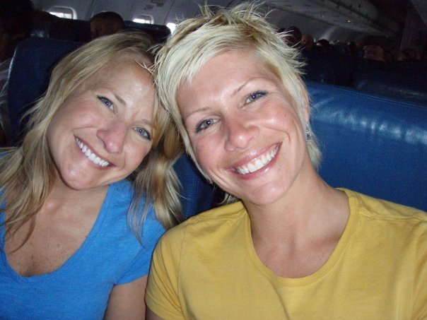 Kris and I enjoyed this 2009 flight to Mexico, but as we all know...NOT EVERYONE FLIES THE SKIES WITH SMILES!