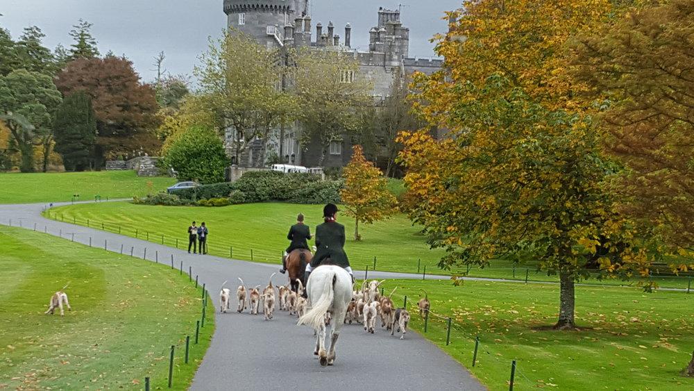 A Dromoland Castle Welcome