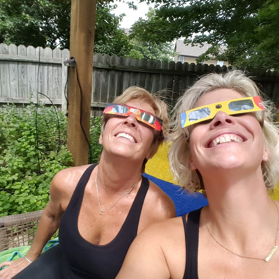 Tina, Tracy and the Eclipse.jpg