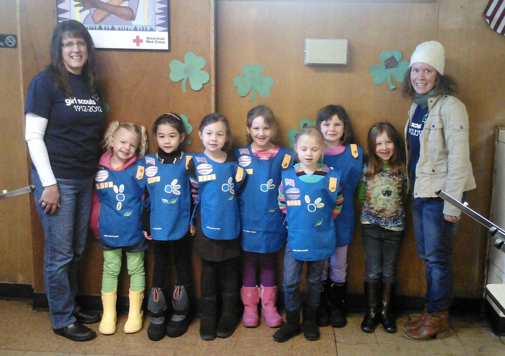 Daisy Troop 9057