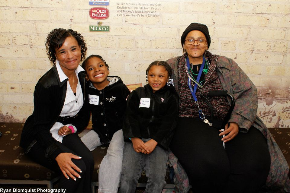 Volunteer Family